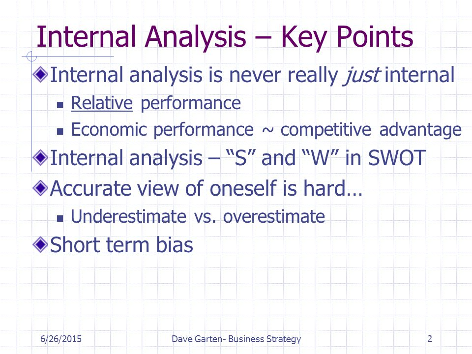 foundations of competitive analysis Porter's five forces model is an analysis tool that uses five industry forces to determine the intensity of competition in an industry in competitive industry.