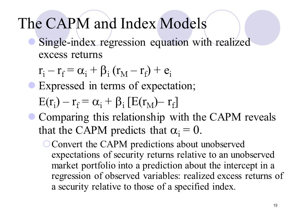 capital asset pricing model capm vs arbitrage pricing Asset pricing model (capm) institutional and theoretical   keyword: capital asset pricing model, arbitrage pricing theory, reconciliation.