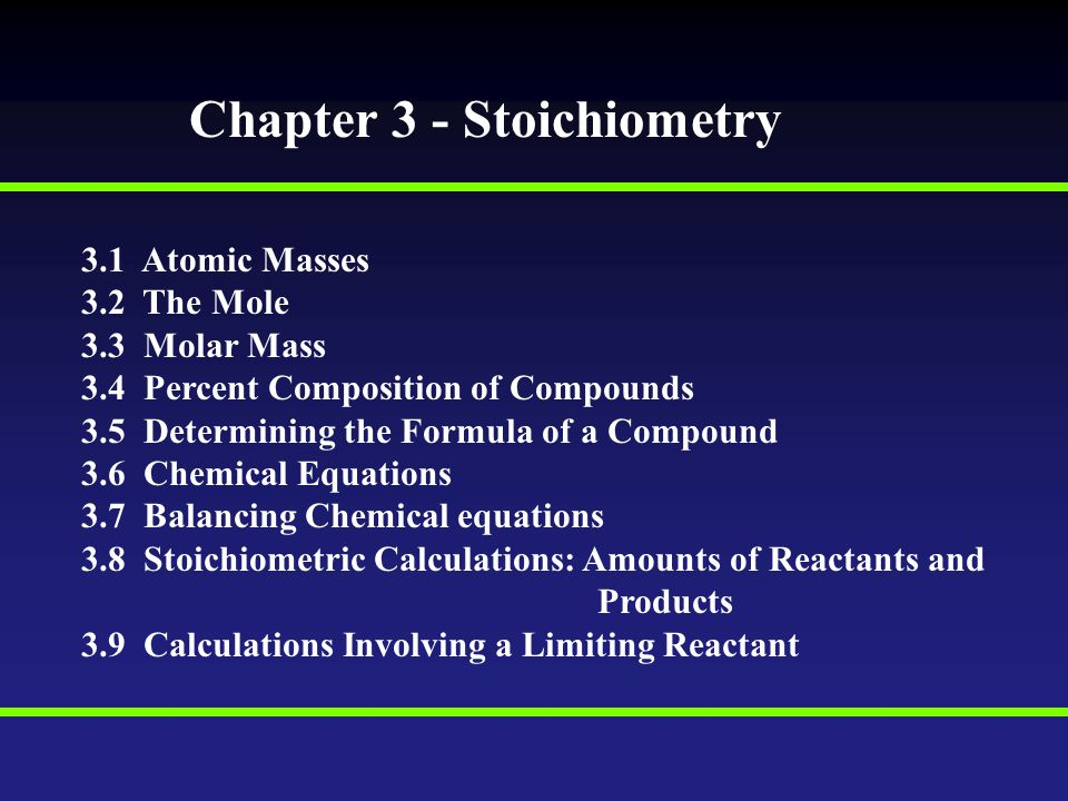 Stoichiometry Of A Precipitation Reaction Essay
