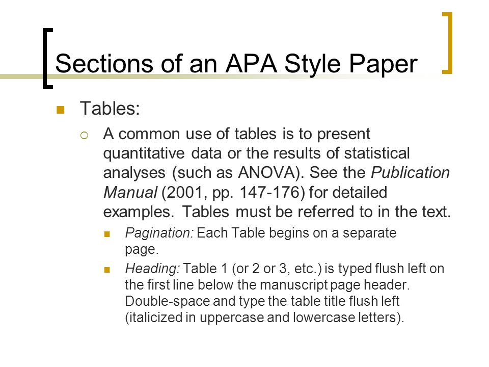 apa style action research paper Apa style chicago / turabian style still struggling on how to format research, term papers and essays with apa sixth edition check this video out.