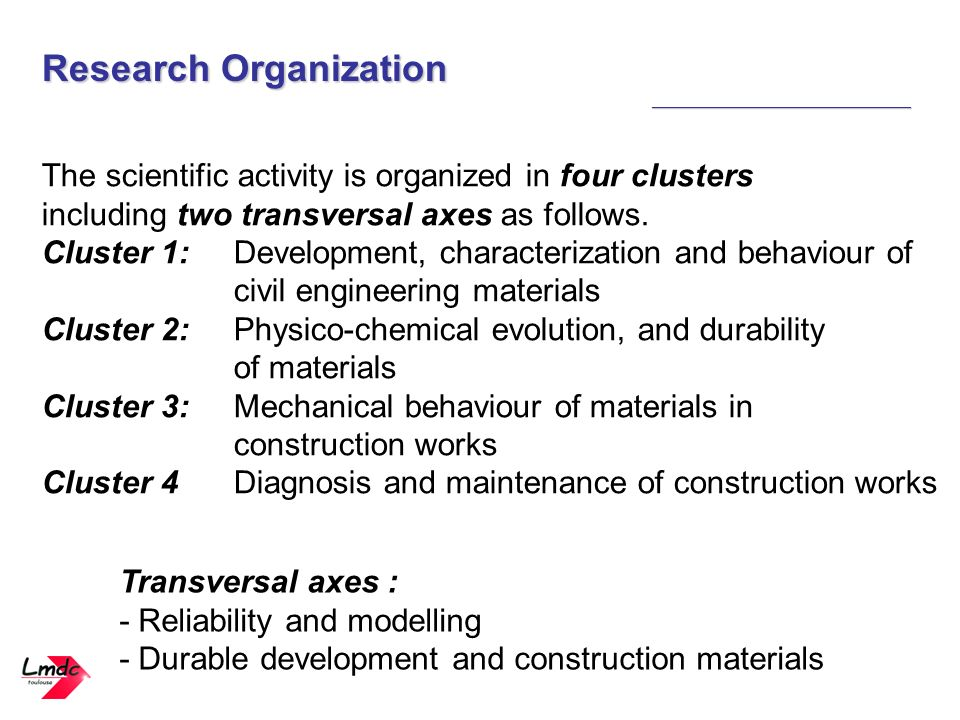 Research Organization