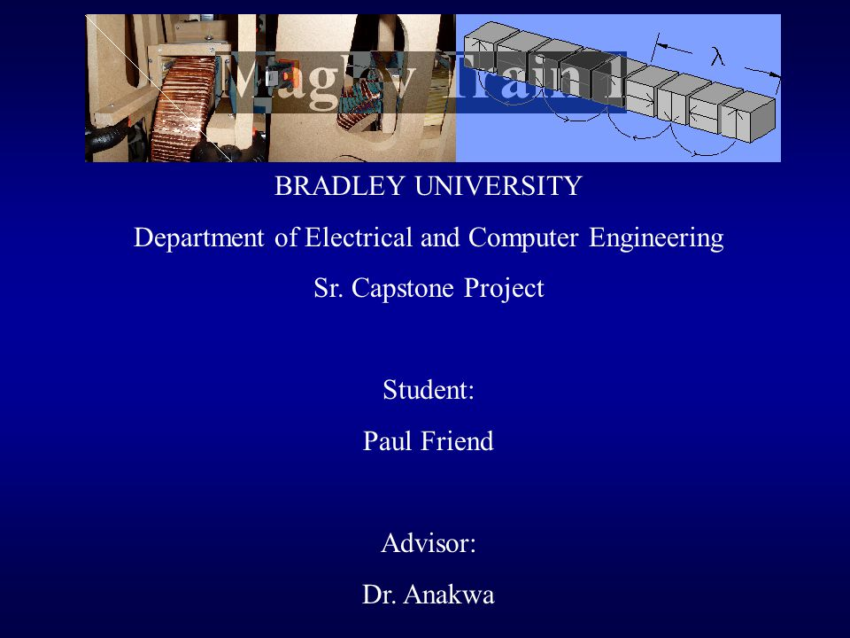 department of electrical and computer engineering ppt