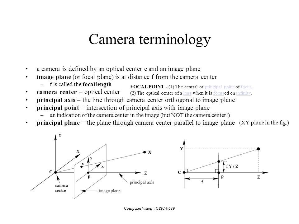 Computer Vision   CISC4  ppt video online download 9d8e16b4cedf