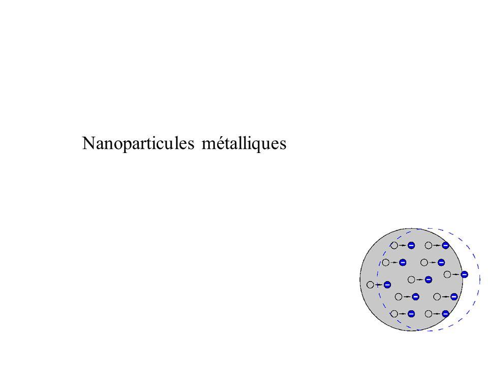 Nanoparticules métalliques