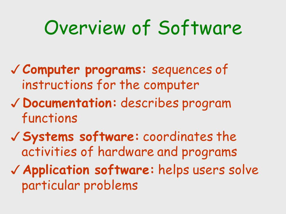 an overview of computer programmers Before getting into computer programming, let us first understand computer programs and what they do a computer program is a sequence of instructions written using a computer programming language to perform a specified task by the computer to understand these terms, consider a situation when .