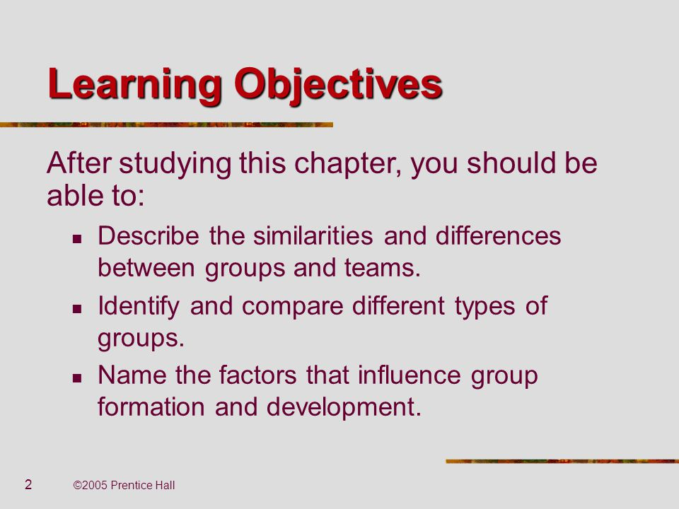 Difference Between Foyer And Hallway : Chapter groups and teams ppt video online download
