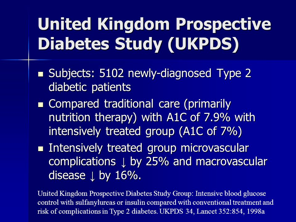Depression and Risk for Onset of Type II Diabetes: A ...