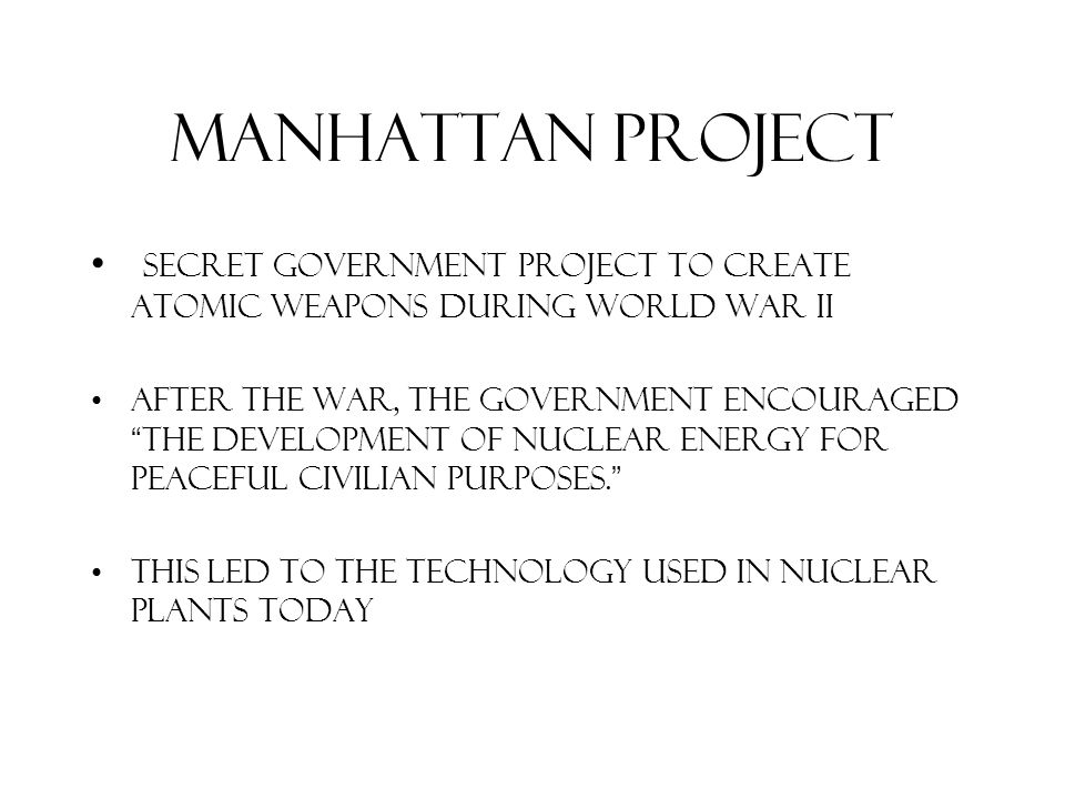 government secret projects Government and military secrets can range from terrifying to amusing to downright absurd, but most are nothing short of intriguing from a secret us air force project to build a supersonic flying saucer to a now-famous world war ii-era research program that produced the first atomic bombs to a plan to train domesticated cats to spy on the.