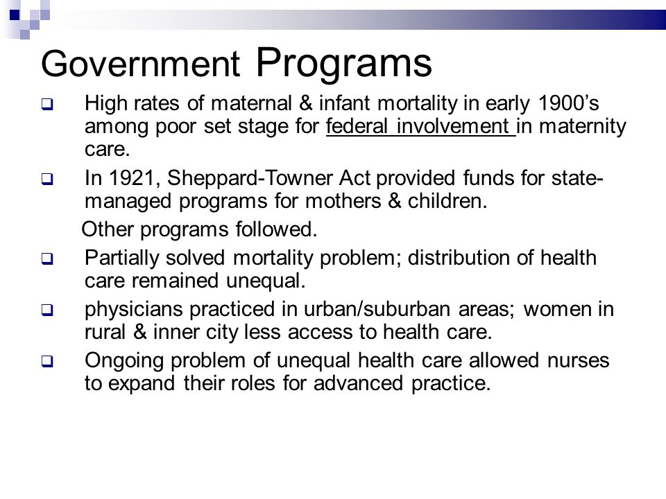 Maternal Child Nursing Lecture 1 Ppt Video Online Download