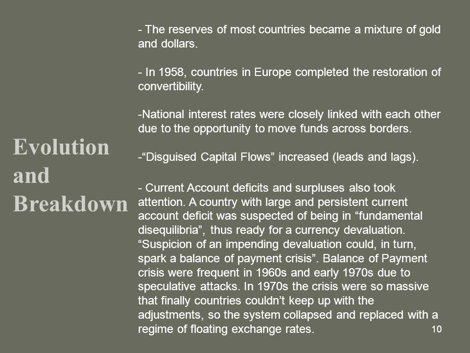 how to keep bretton woods system alive