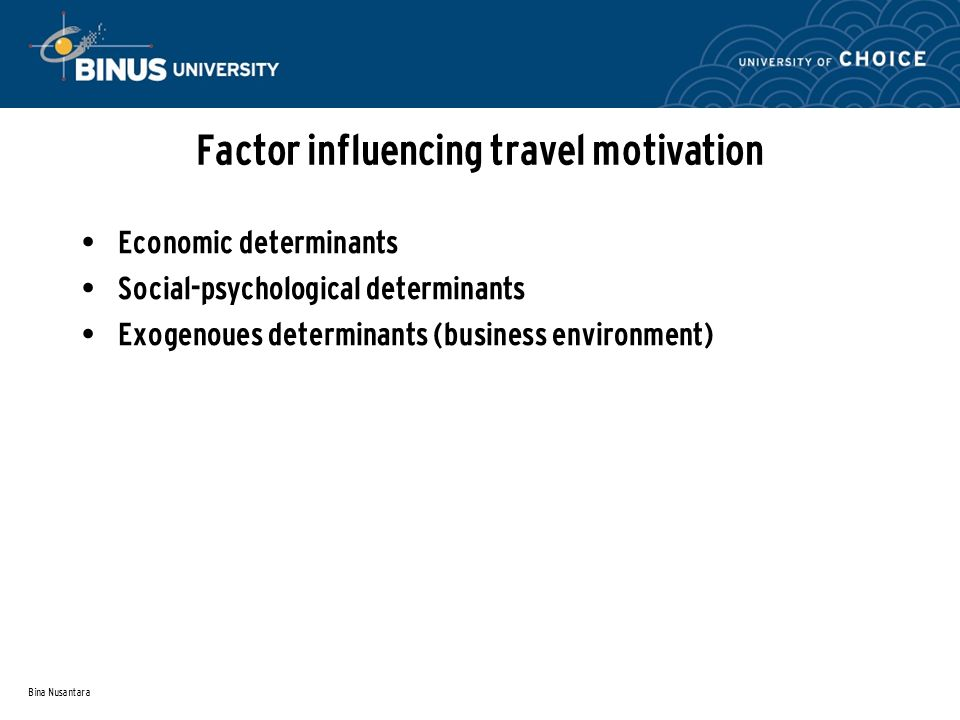 motivation factors in dark tourism View motivation in dark tourism research papers on academiaedu for free.