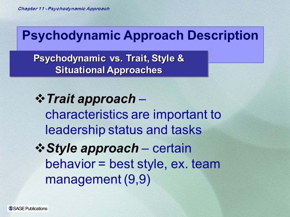 sychodynamic approach Sigmund freud explored the human mind more thoroughly than any other who became before him his contributions to psychology are vast freud was one of the most influential people of the twentieth century.