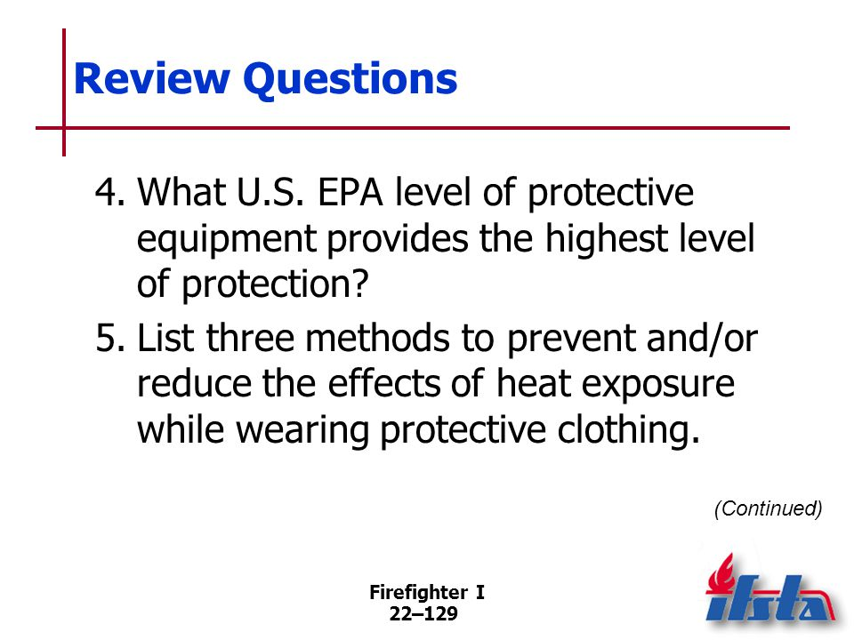 Review Questions 6. Describe the four main routes through which hazardous materials can enter the body.