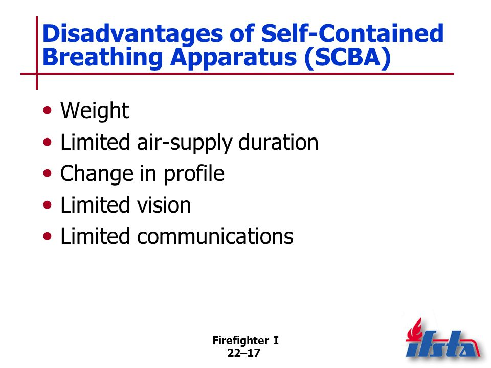 SCBA Used in Emergency Response to Terrorist Attacks
