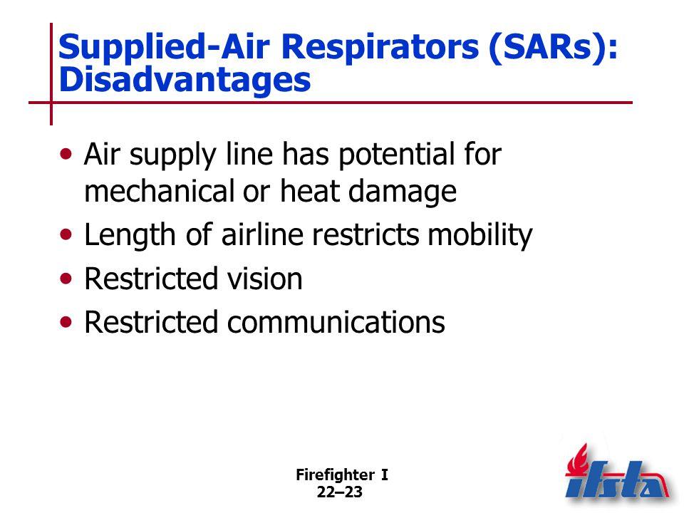Air-Purifying Respirators (APRs)