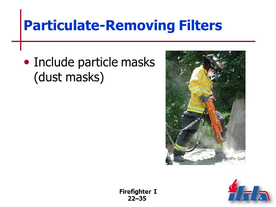 Vapor- and Gas-Removing Filters
