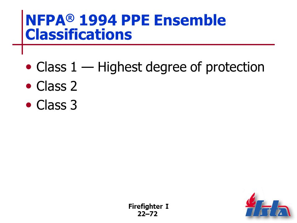 MOPP Ensembles Protect against chemical, biological, and radiological hazards.