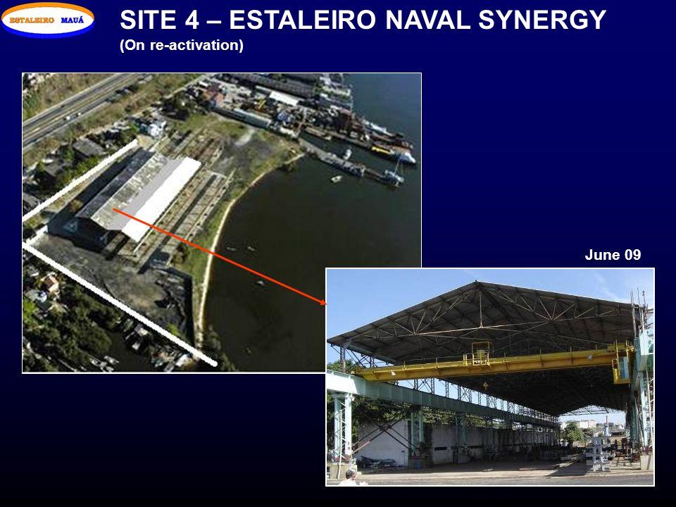 SITE 4 – ESTALEIRO NAVAL SYNERGY