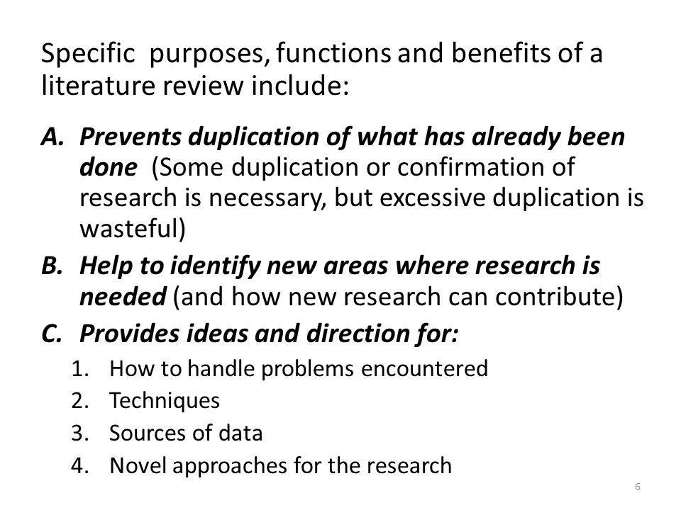 can a literature review include books The literature review: a few tips on conducting it ask yourself questions like these about each book or article you include: 1 has the author formulated a does the author include literature taking positions she or he does not agree with 8 in a research study, how good are the.