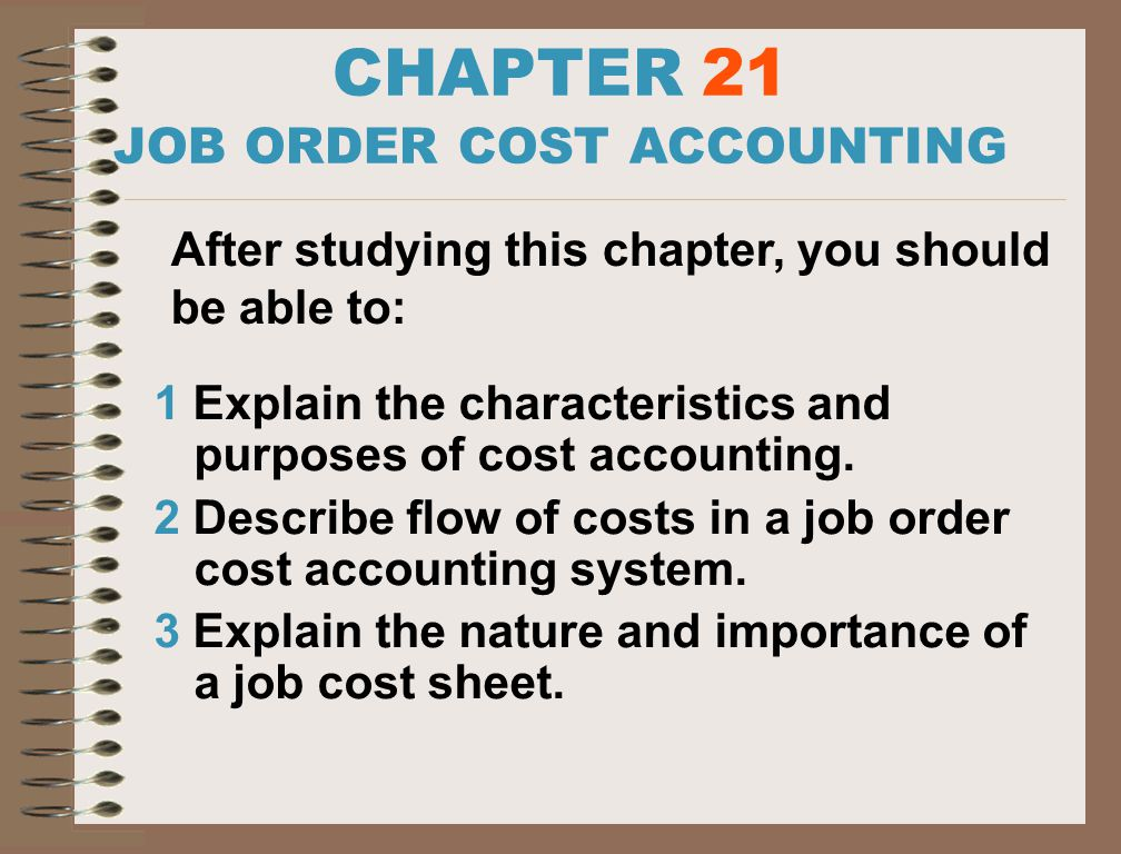 cost accounting i ch 1 ex Homework answers login not a member cost (fair value of the lease qualifies for capital lease accounting by the lessee because: (1.