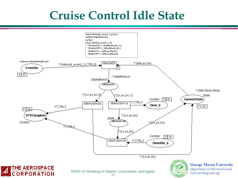 Cruise Control Idle State