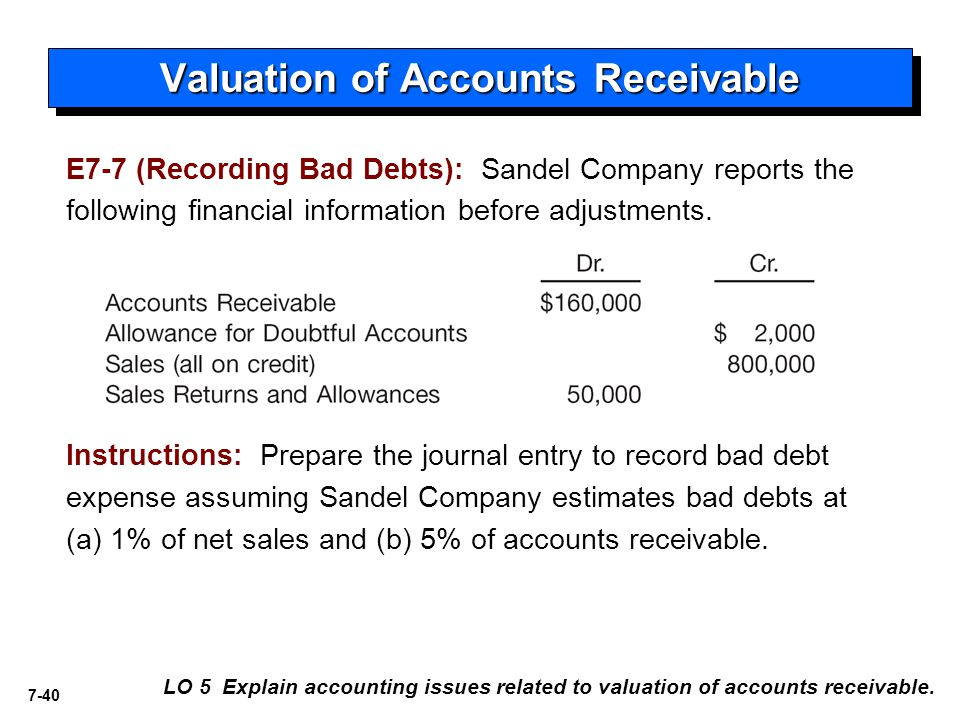 bad debt expense journal entry pdf