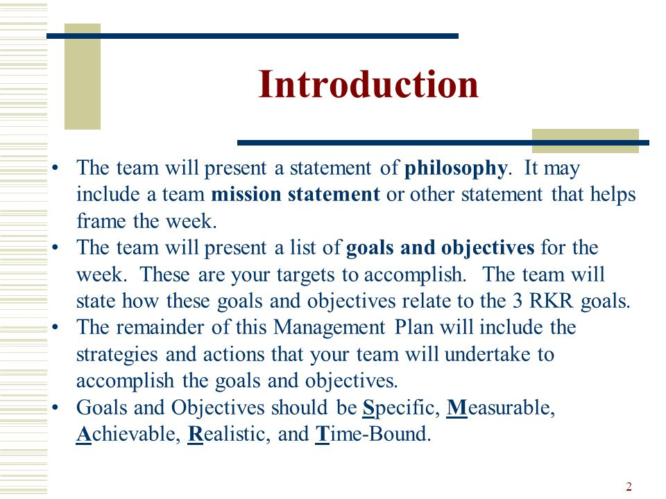 personal goals and objectives Well-chosen goals and objectives point a new business in the right direction and keep an established company on the right track just think about what football would be without end zones or what the indianapolis 500 would be without a finish line when establishing goals and objectives, try to.