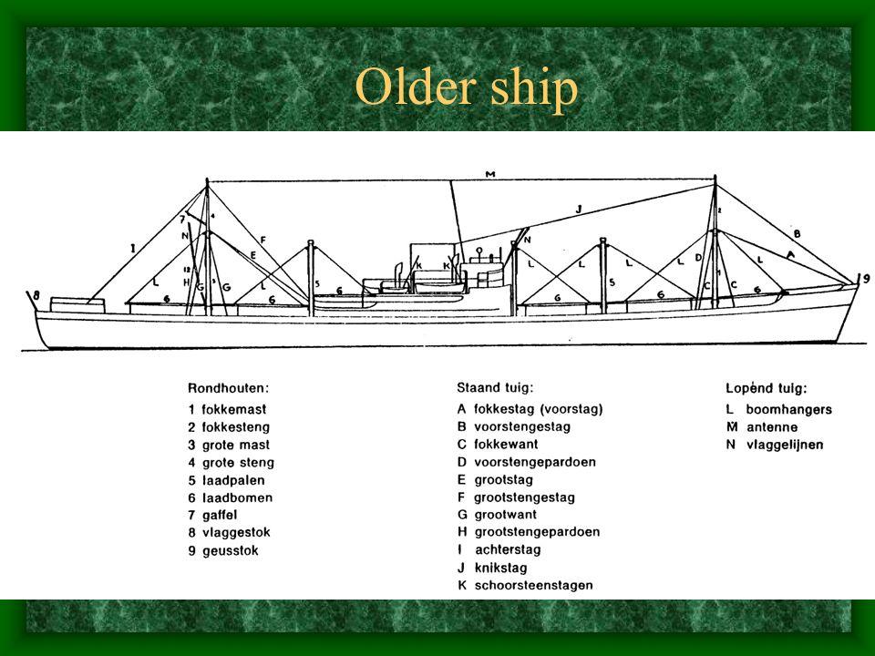 Older ship