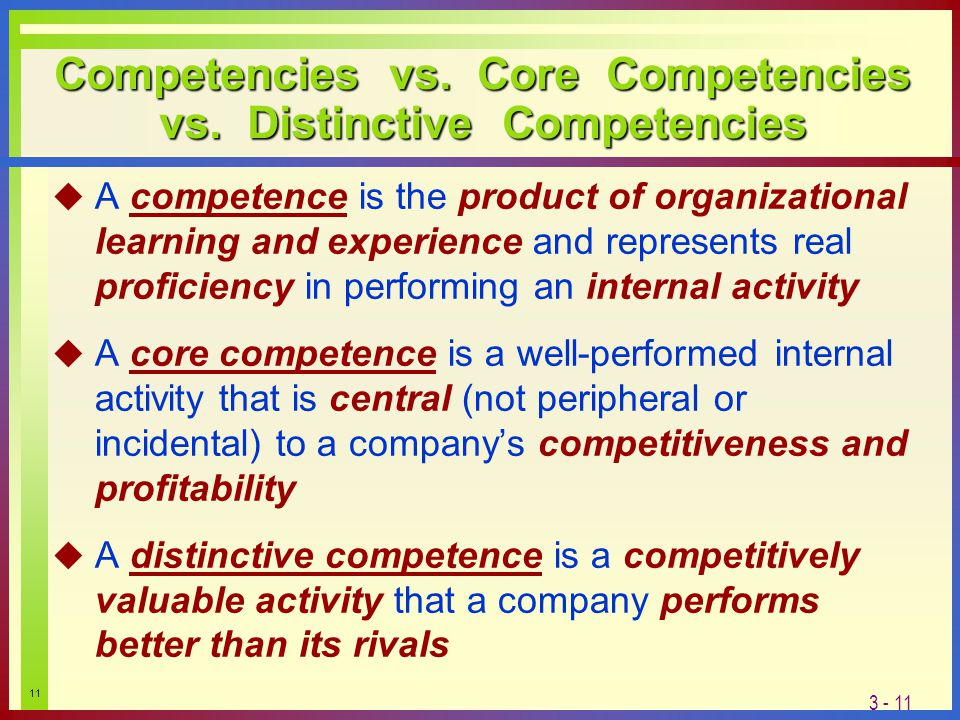 does apple have a distinctive competency What are the distinctive competencies of starbucks a: what are apple inc core competencies starbucks distinctive competencies.