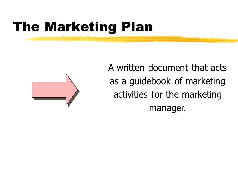 an introduction to the marketing and marketing manager for paper products corporation Cooperative marketing manual  co-op marketing plans introduction  and many specialty products marketing includes assembling, pro.