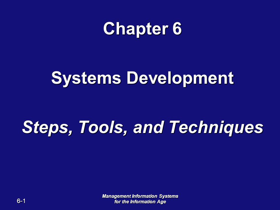mis case study chapter 3