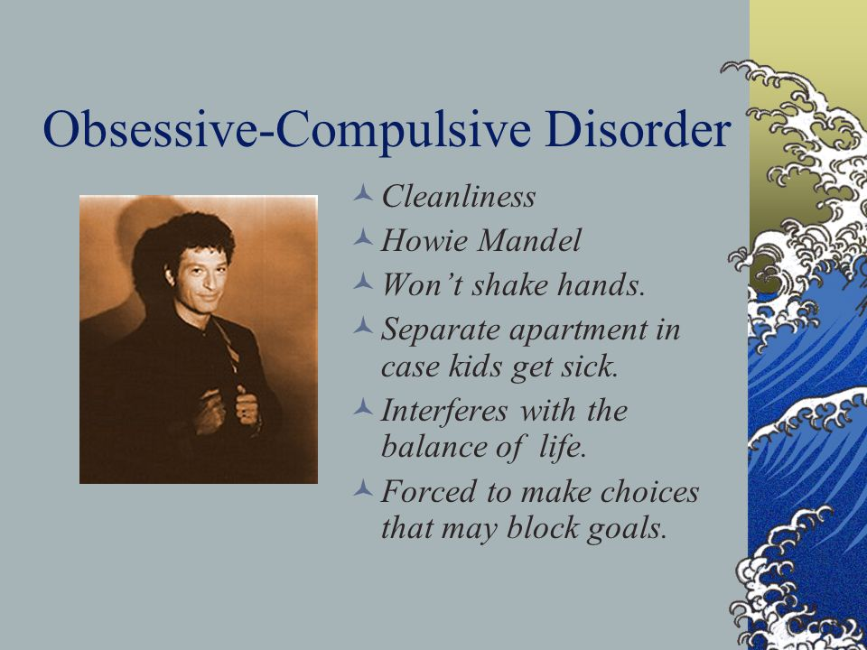 obsessive compulsive disorder nature or nurture Here it is is it nature or nurture photo by  phd is a clinical psychologist who specializes in the assessment and treatment of adults and children with obsessive compulsive disorder, as.