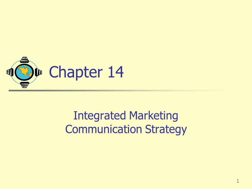 Integrated Marketing Communication Strategy  Ppt Video Online Download