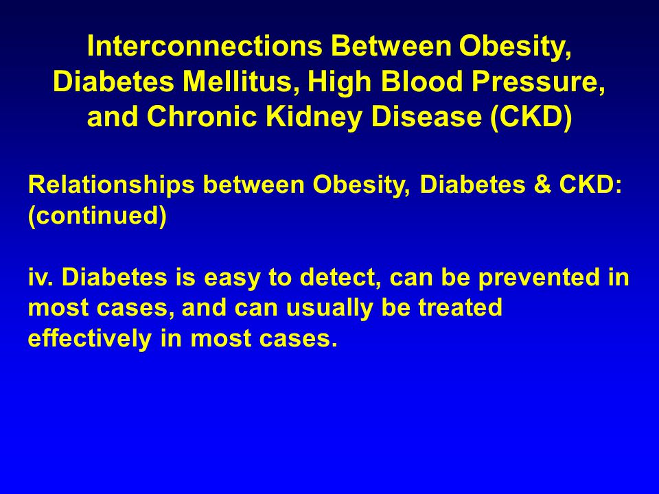 an evaluation of the medical relationship between obesity and high blood pressure Metabolic syndrome, sometimes known by other names, is a clustering of at least three of the five following medical conditions: abdominal obesity, high blood pressure, high blood sugar, high serum triglycerides and low high-density lipoprotein (hdl) levels metabolic syndrome is associated with the risk of developing cardiovascular disease.
