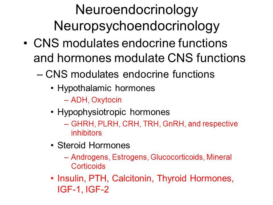 crh characteristics Functional characteristics of crh receptors and potential clinical applications of crh-receptor antagonists.