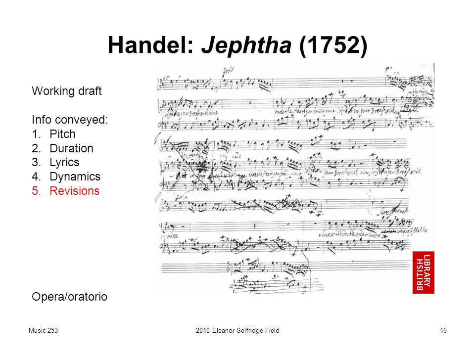 Lyric lyrics opera : Music Notation A Brief History. - ppt download