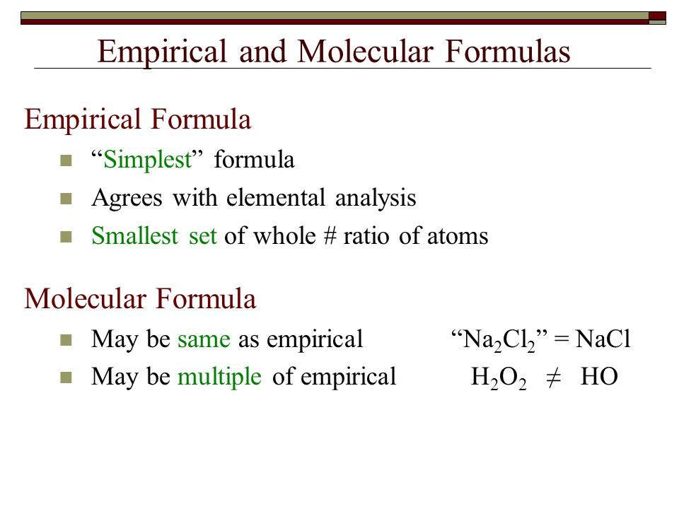 determination of chemical formulae Chemistry 112 laboratory – fall 2004 experiment 3: determination of a chemical formula overview in this experiment you will be analyzing a compound with the general formula cu.
