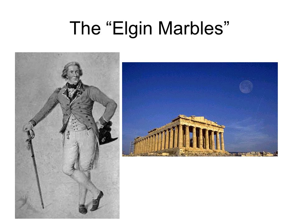 An analysis of on seeing the elgin marbles by john keats