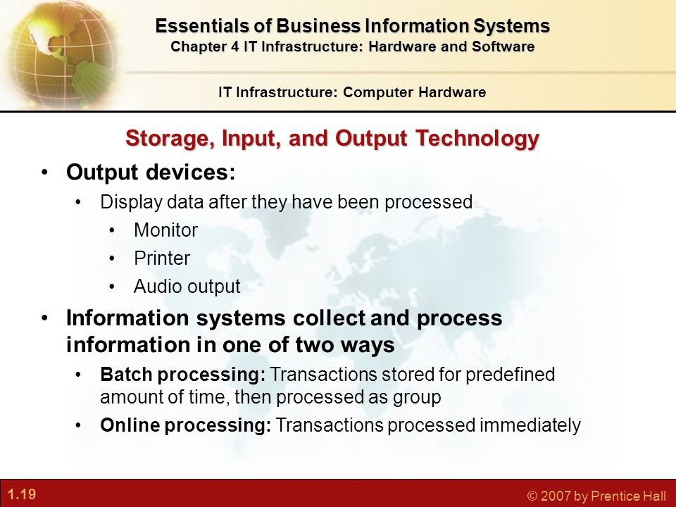 It Infrastructure Hardware And Software Ppt Video
