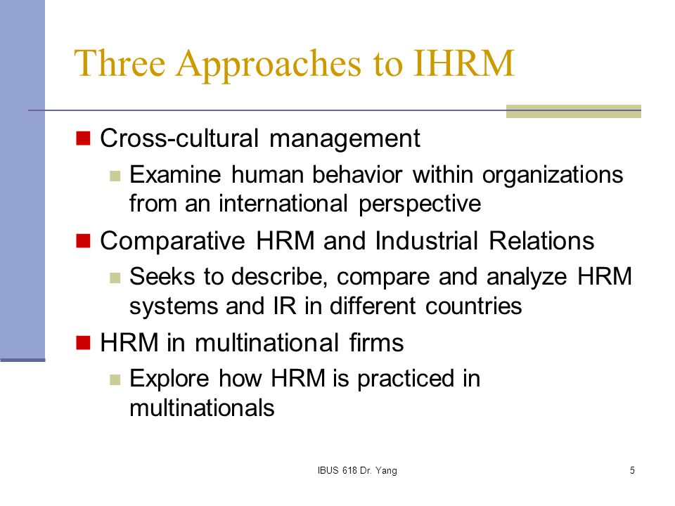 hrm approaches in different work systems Among the different perspectives of human resource management is the agency or transaction cost perspective, which holds the view that the strong natural inclination of people working in groups is to reduce their performance and rely on the efforts of others in the group.