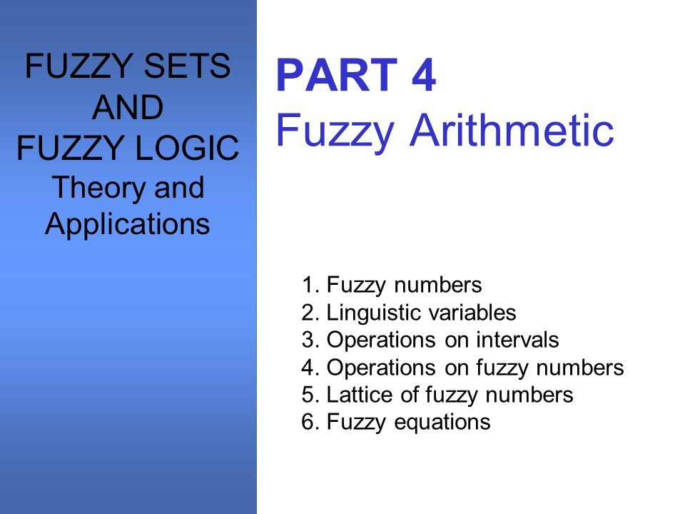 Type 2 Fuzzy Logic Theory And Applications Pdf