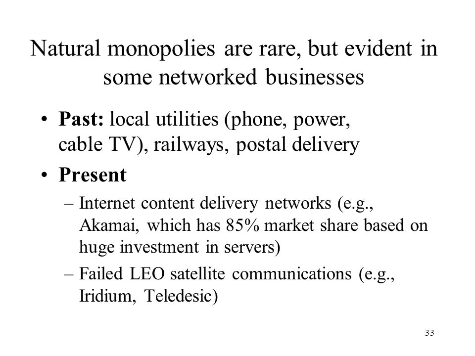 Platform mediated networks ppt download 33 natural monopolies fandeluxe Choice Image