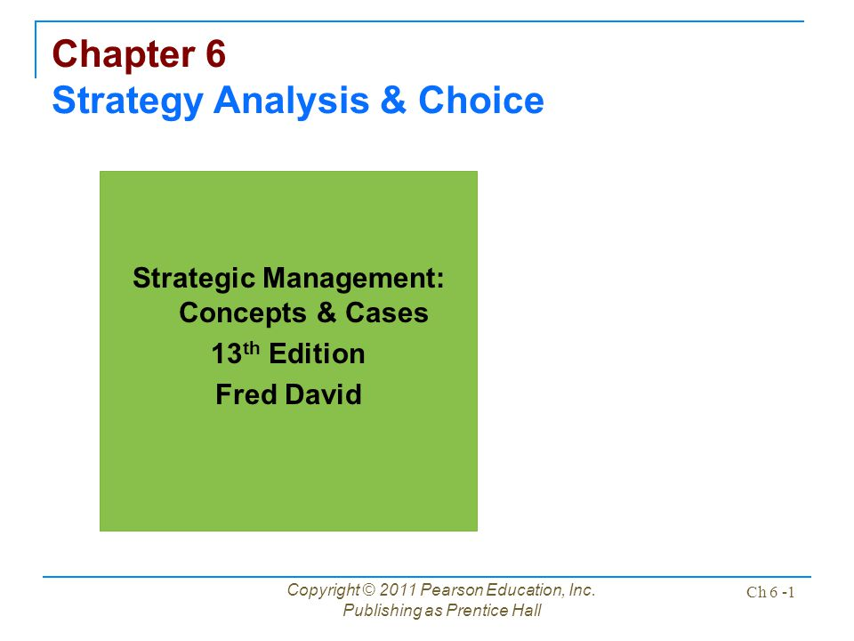 honda case chapter 3 strategic Extreme business-models in the clothing industry had created an organizational design that fitted with the strategic choice chapter 3: arguments for why.