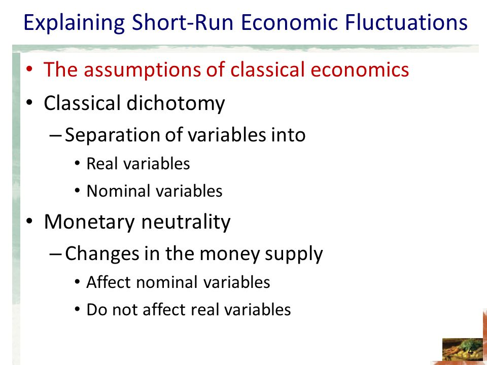 "economic fluctuation in the short run economics essay Identify the three key facts about short-run economic fluctuations and how the economy in the short run differs from the economy in the long run provide real-world examples of those ""key facts"" this entry was posted in ink essays , uncategorized."