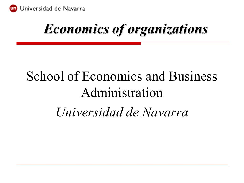 economics and business administration The university of wisconsin colleges department of business and economics recognizes the need to.