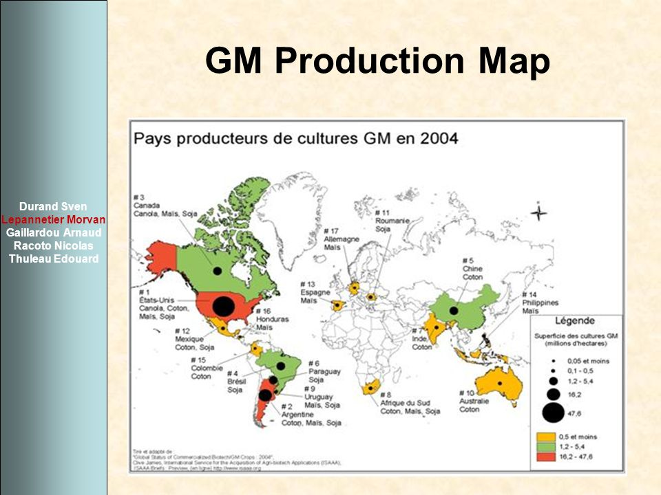 GM Production Map Durand Sven Lepannetier Morvan Gaillardou Arnaud