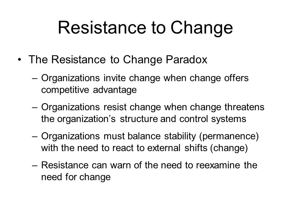 power resistance in organizations Managing nongovernmental organizations culture, power and resistance much in managing nongovernmental organizations: culture, power and resistance to provoke.