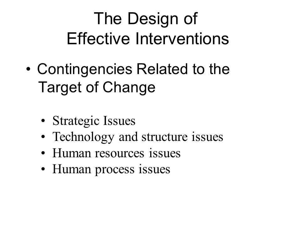 human process interventions Free essay: organizational change & development ocd assignment (apa style) human process intervention summaiya habib.