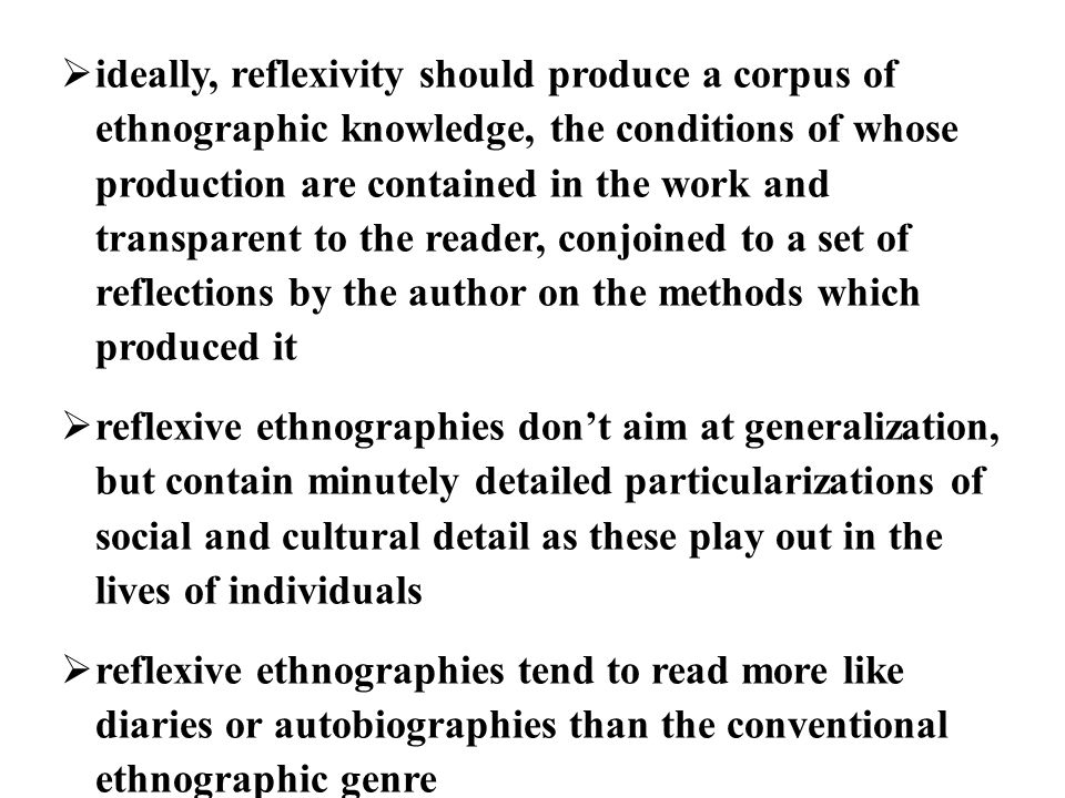 ethnographic authority a comparative analysis of Definition of research method known as ethnography provided by brian a hoey the ethnographer relies on a cultural frame of analysis.