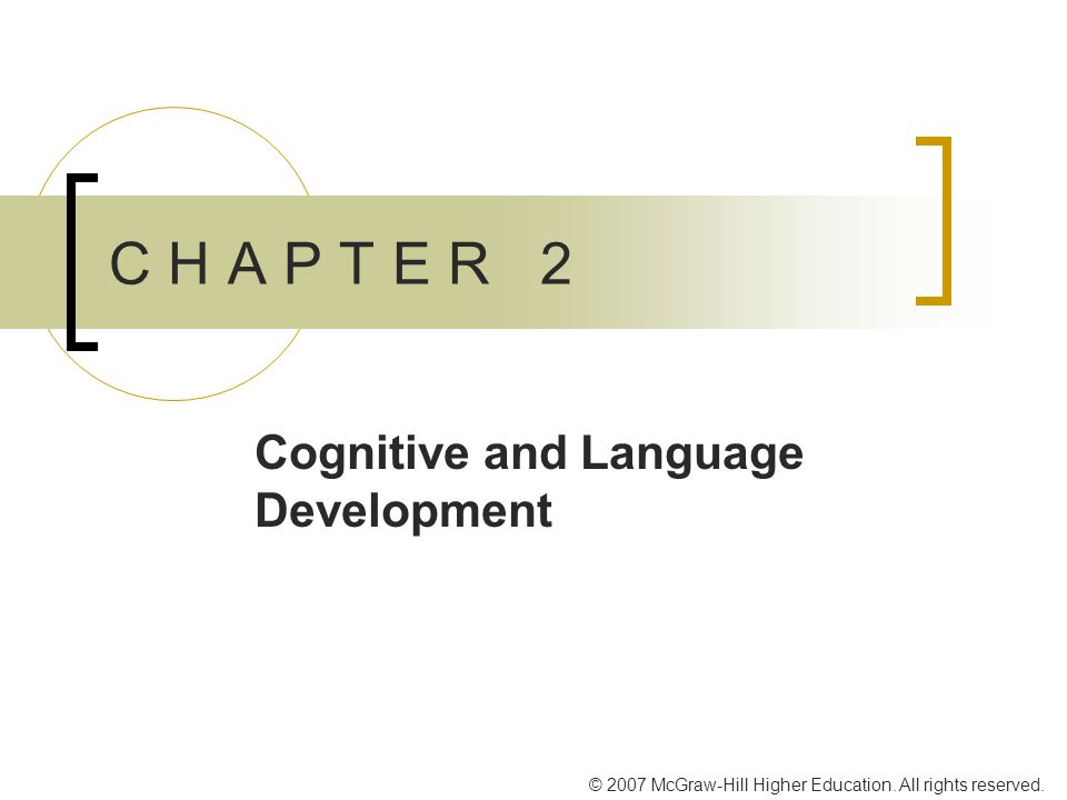 development of cognition and language Gentner, d, & medina, j (1997) comparison and the development of cognition and language cognitive studies: bulletin of the japanese cognitive science society, 4(l).